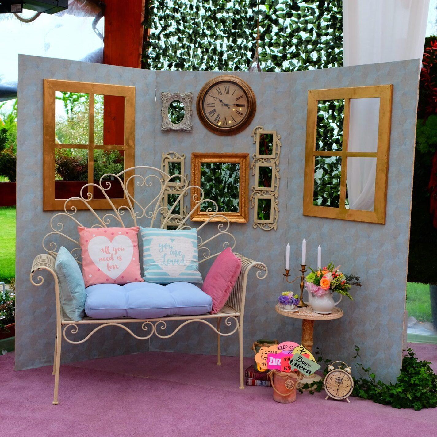 Aranjamente şi decoraţiuni pentru salon